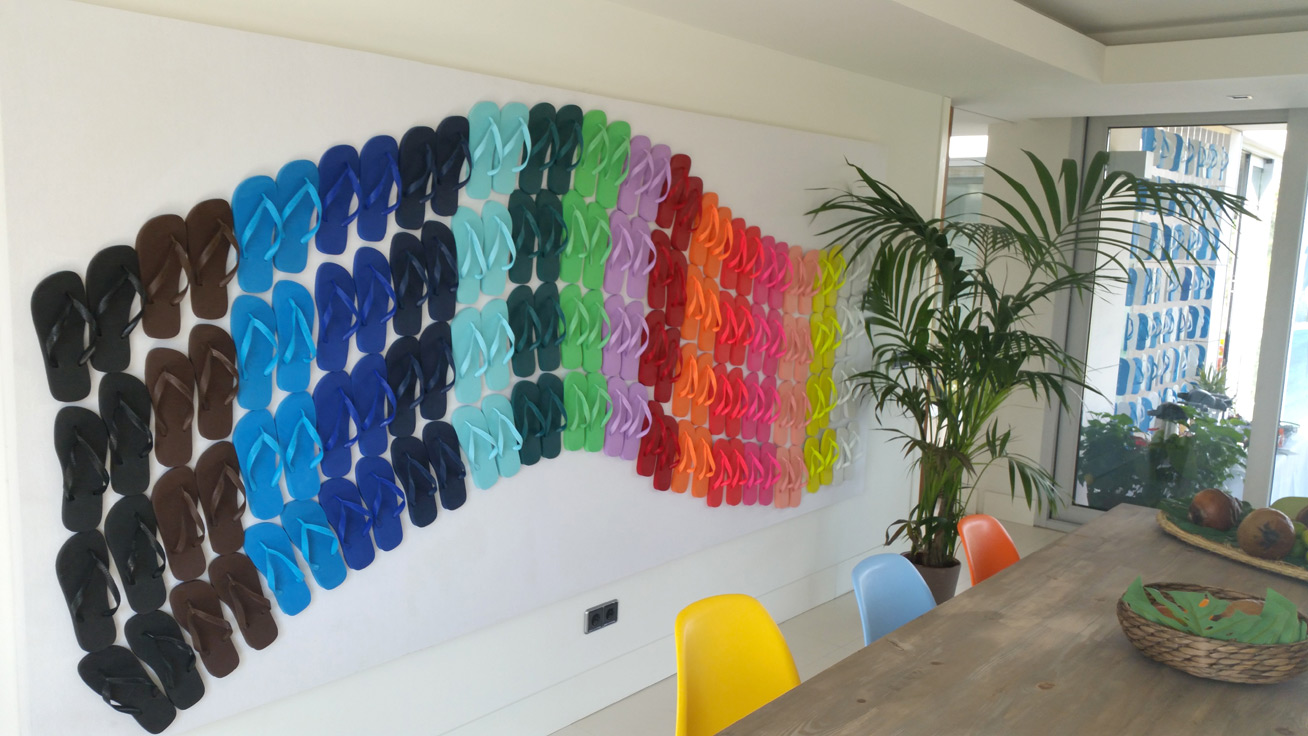 9377584ff14351 At the Flip Flop Shop we like to get to know our brands and understand what  gives them their va va voom. We adore Havaianas flip flops for their  signature ...