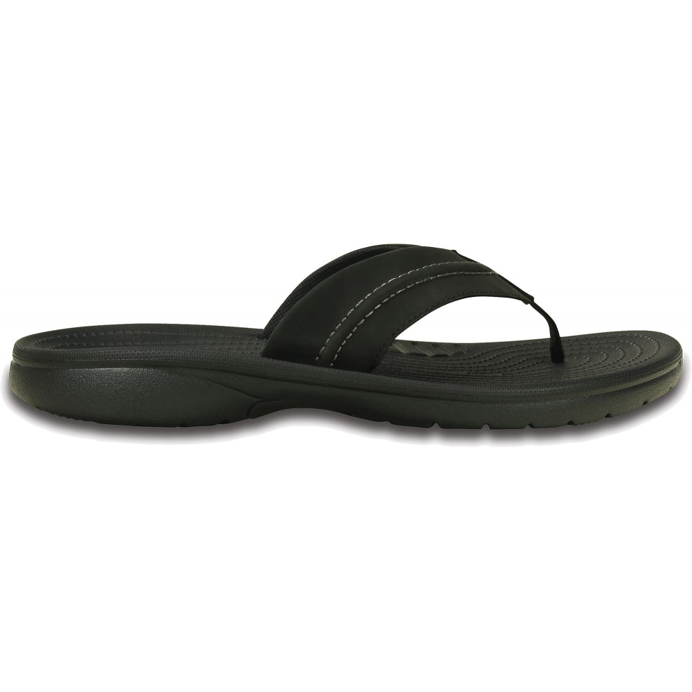 crocs yukon mesa flip flops. Black Bedroom Furniture Sets. Home Design Ideas