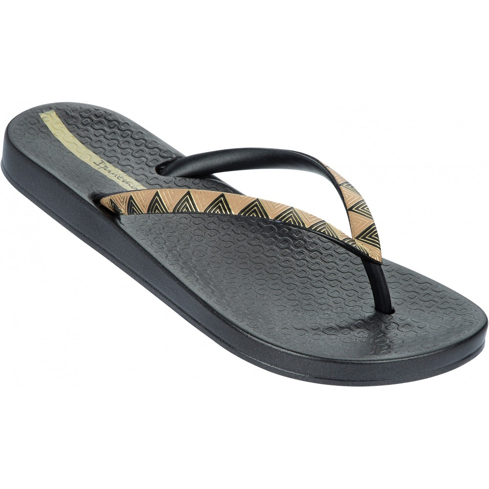 ipanema metallic flip flop. Black Bedroom Furniture Sets. Home Design Ideas